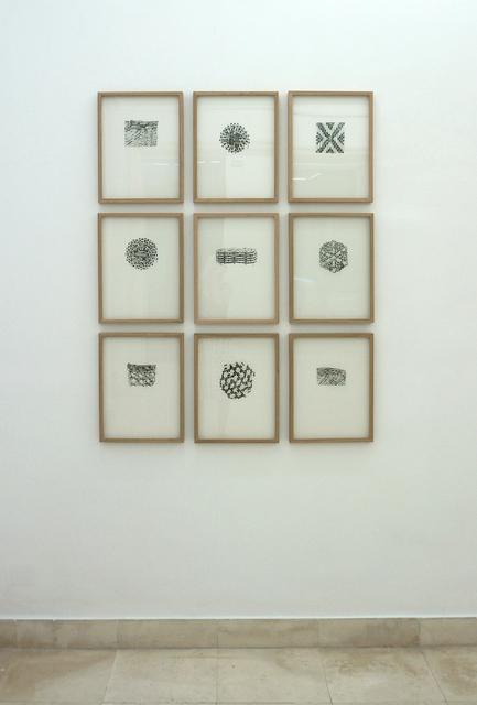 , 'Cestos (Baskets),' 2016, Puerta Roja