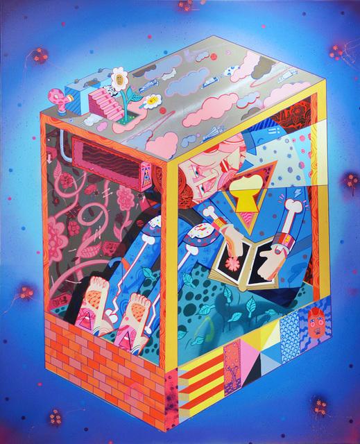, 'Aberto,' 2015, Le Feuvre & Roze