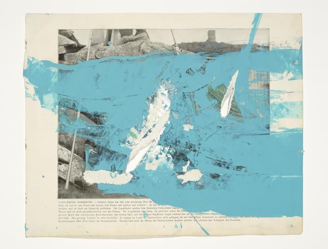 , 'A settlement,' 2013, Galerie Thomas Schulte