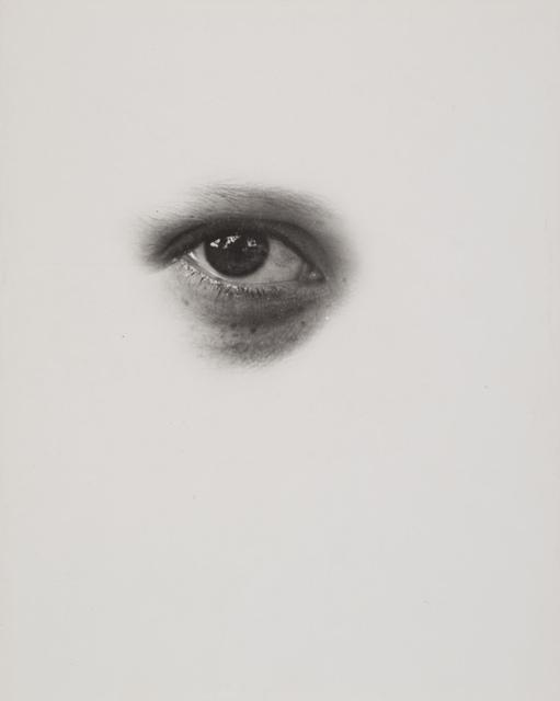 , 'Untitled (Eye),' 1938, Robert Koch Gallery