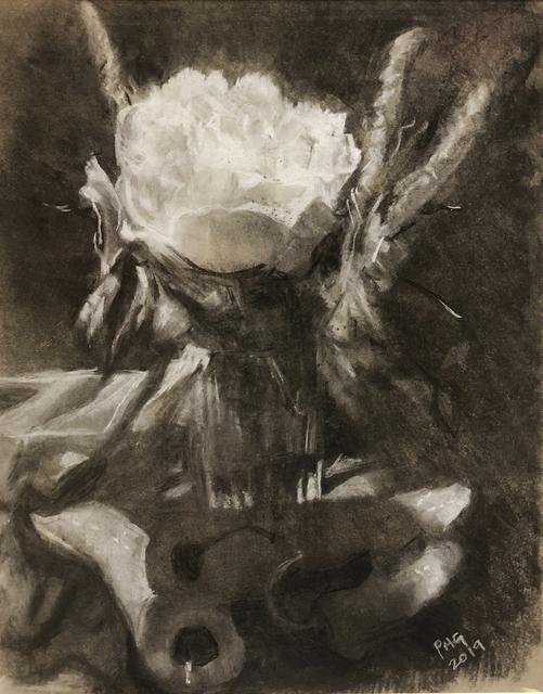 Pat Gericke, 'Cubanellas Caught in Shadow of Peony', 2019, The Galleries at Salmagundi