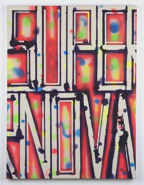 , 'Supernova,' 2014, Xippas