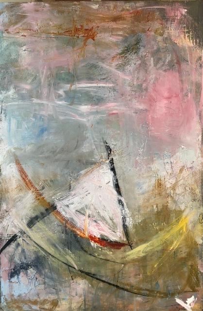 , 'Happy Horizons,' 2018, Solace Studio + Gallery & Contour 19
