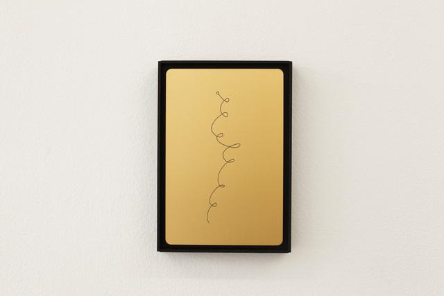 , 'US8172678,' 2019, Galleria Bianconi