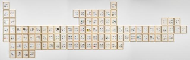 , 'Numerales,' 2008-2012, Henrique Faria Fine Art