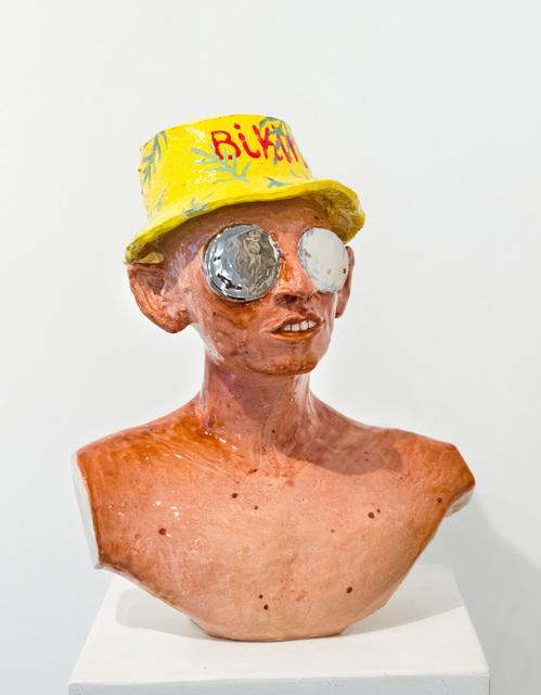 , 'Buste Tête bikini,' 2018, Antonine Catzéflis