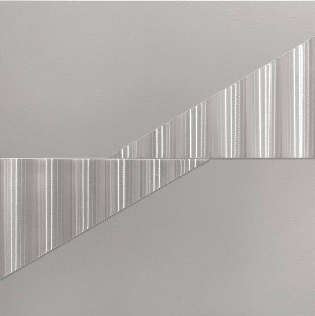 , '323 Superficie a testura vibratile,' 1976, Dan Galeria