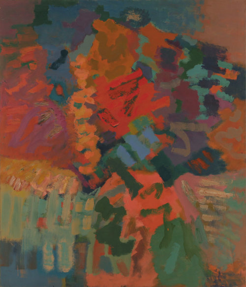 , 'Compassion Autumn,' 1960, Walter Wickiser Gallery