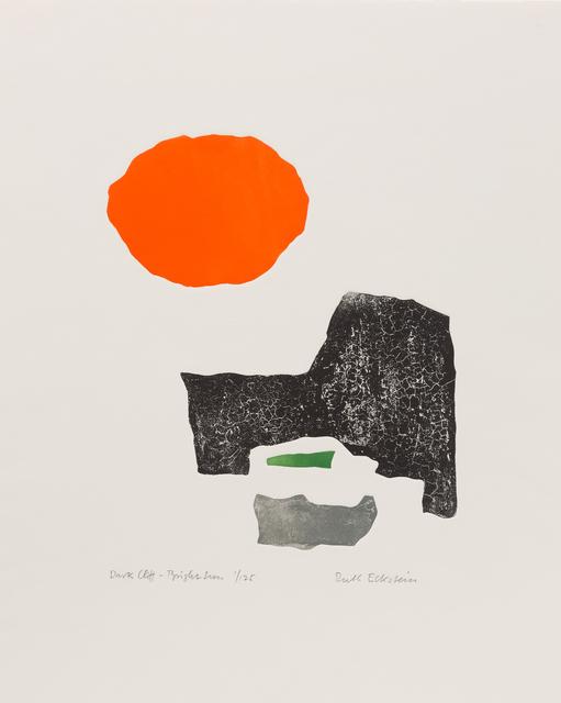 , 'Dark Cliff - Bright Sun ,' 1971, Childs Gallery