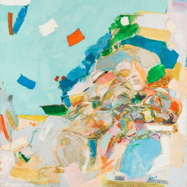 , 'Image de juillet n° 1,' 1970, Claude Lemand
