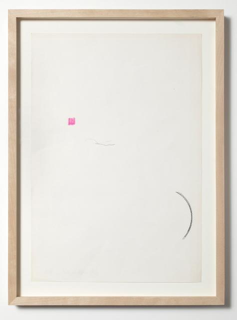 , 'Untitled,' 1980, Svit