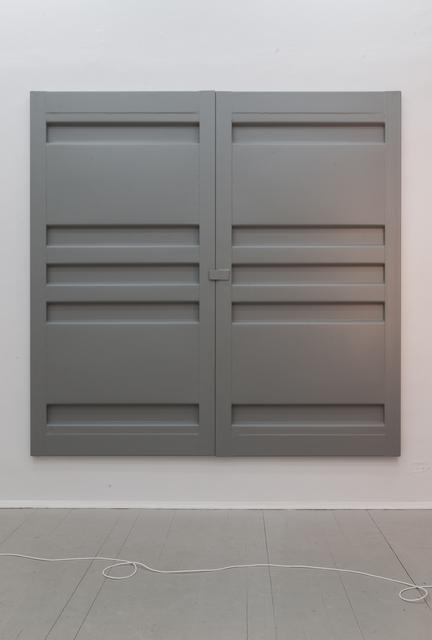 , 'gate (matt),' , Christine König Galerie