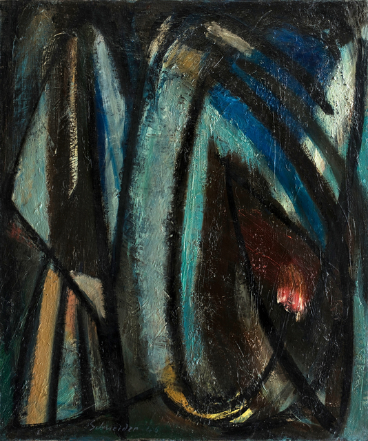 , 'Untitled,' 1945, Galerie Diane de Polignac & Chazournes