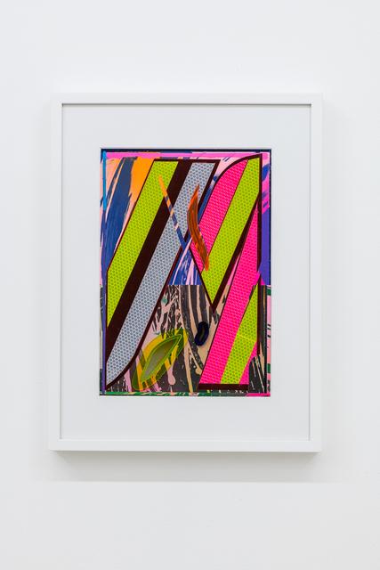 , 'Police Papers 05,' 2018, Annka Kultys Gallery