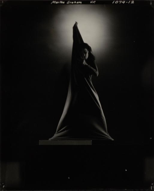 , 'Martha Graham,' 1931, Gallery 270