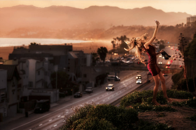 David Drebin, 'Malibu Selfie ', 2019, Contessa Gallery