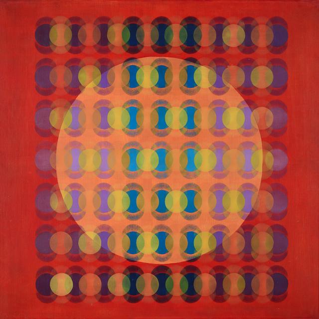 , 'Untitled,' 1969, Del Infinito