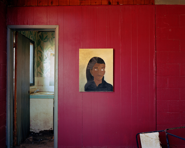 , 'Abandoned Painting C,' 2007, Maccarone