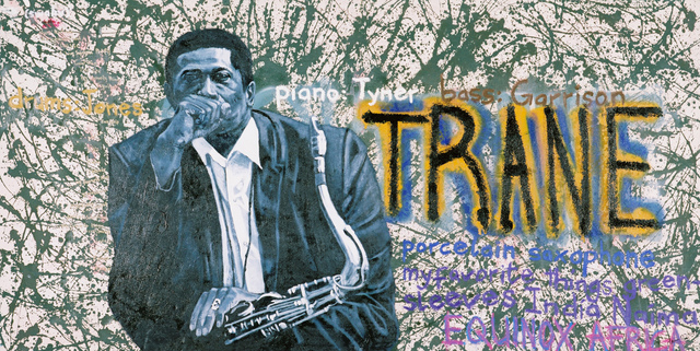 , 'The Trane,' 2007, Abe+Okuta