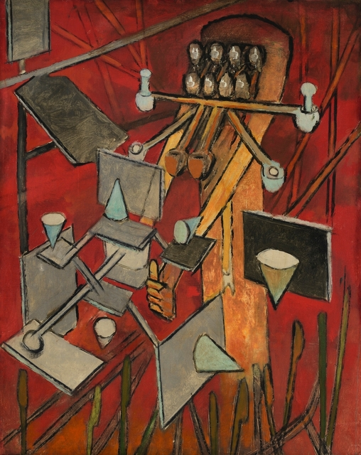 , 'Le Menducateur,' 1948, DIE GALERIE