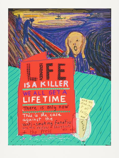 , 'Life,' 2012, Annely Juda Fine Art