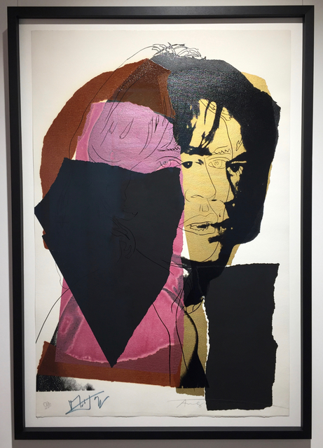 , 'Mick Jagger (F&S II.139),' 1975, Joseph Fine Art LONDON