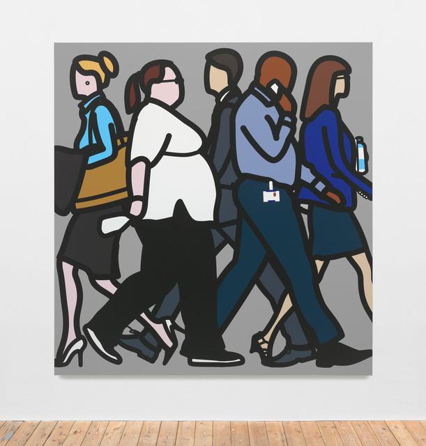 , 'Walking in Shoreditch 2,' 2014, Galeria Mário Sequeira