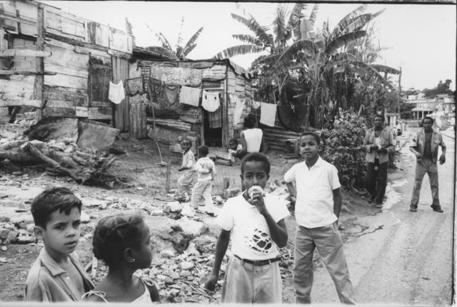 , 'Marianas Area, Havana - Children (one eating an ice cream) Marianas, Havana (Cuba series),' 1962-1963, Galerie Nathalie Obadia
