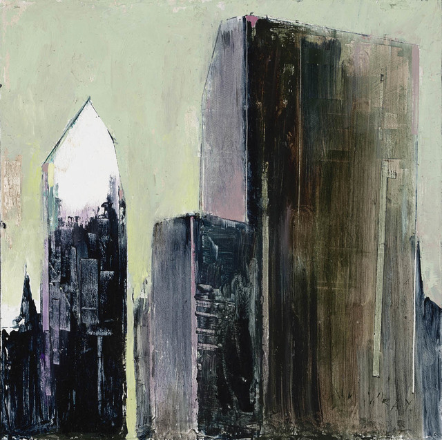 , 'Crystal City,' 2017, Sue Greenwood Fine Art