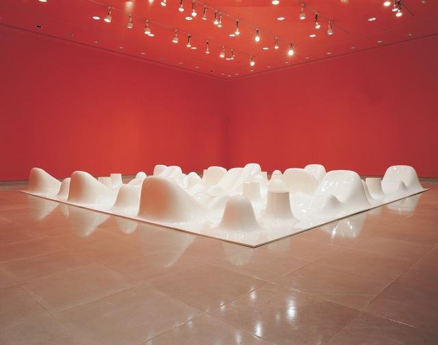 , 'Pleasurscape,' 2001, Rice University Art Gallery