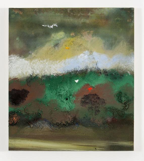 ", '""Cloud + Foliage"" ,' 2003, Galleria Raucci / Santamaria"
