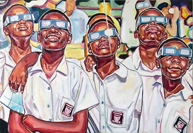 , 'The Eclipse,' 2017, Galerie Ron Mandos