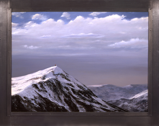 , 'King of the Mountain,' 2002, Nohra Haime Gallery