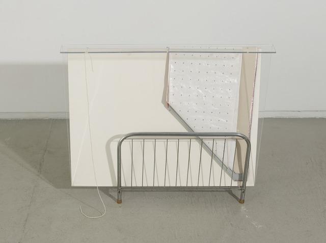 , '#3 (offcut: y-o),' 2013, Miguel Abreu Gallery