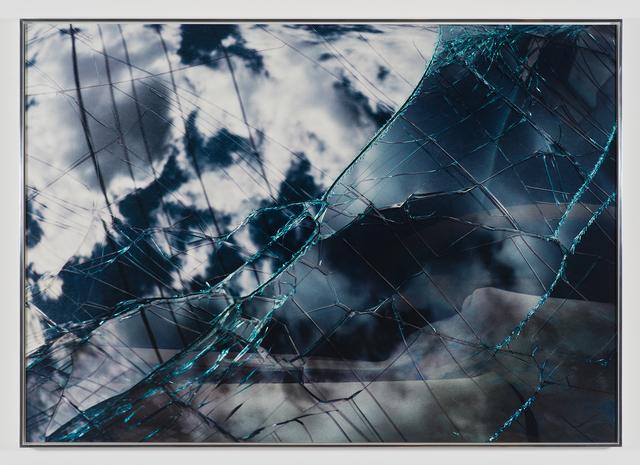 , 'Wind(shield) hail,' 2014, Kayne Griffin Corcoran