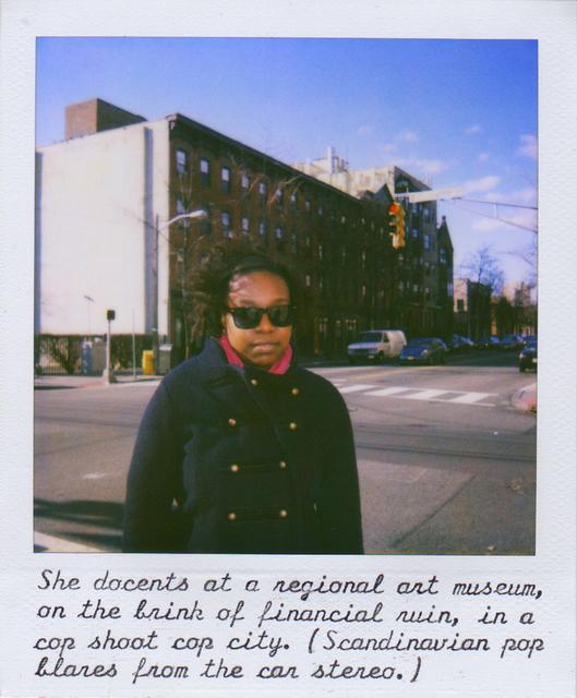 , 'Mona,' , Krista Saunders Scenna