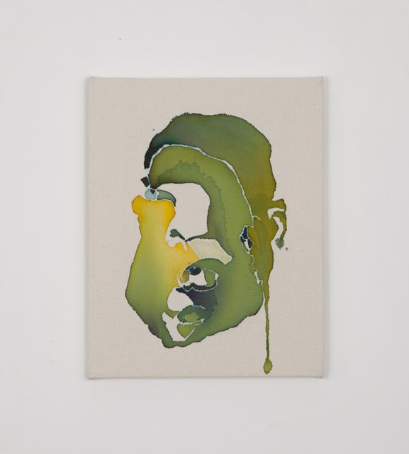 , 'Blind Self Portrait 12,' 2015, Nohra Haime Gallery