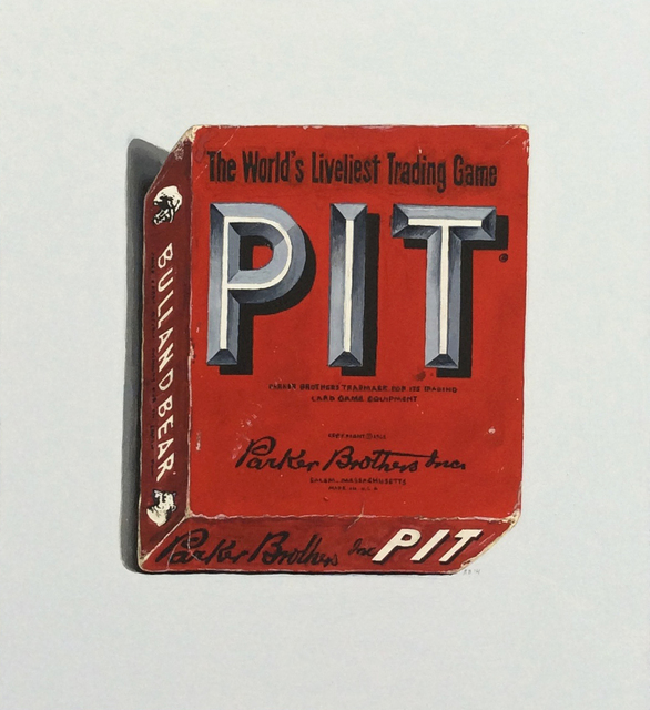 , 'PIT,' 2014, Albert Merola Gallery