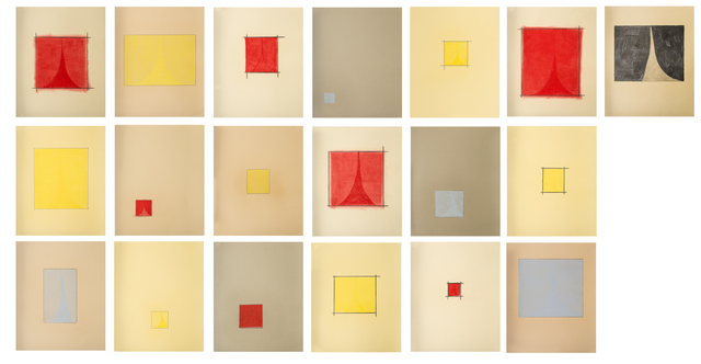 , 'Untitled (19 pcs.),' 2009, Cuadro Gallery