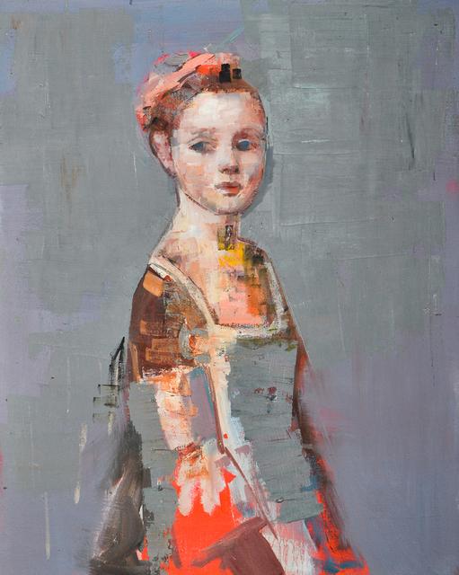 , 'Origin Girl,' 2018, Blue Rain Gallery
