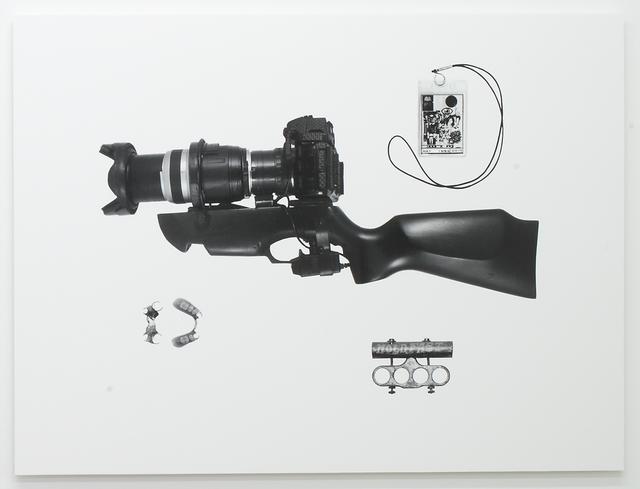 Daniel Peet, 'Itemized Objects (Eye Teeth)', 2013, Nina Johnson