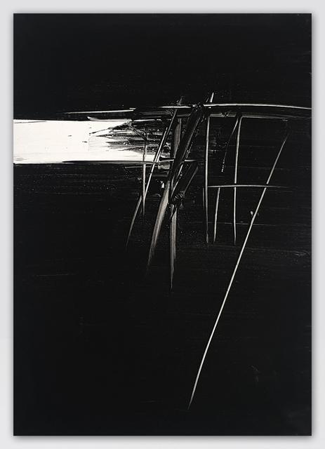 André Marfaing, 'Z.51', 1980, Phosphorus & Carbon