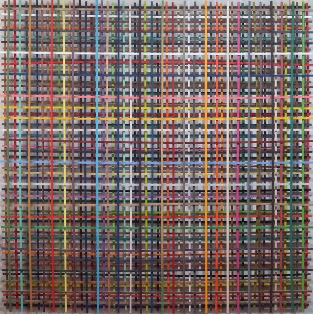 , 'Stick Composition: Fetch,' 2015, Sienna Patti Contemporary