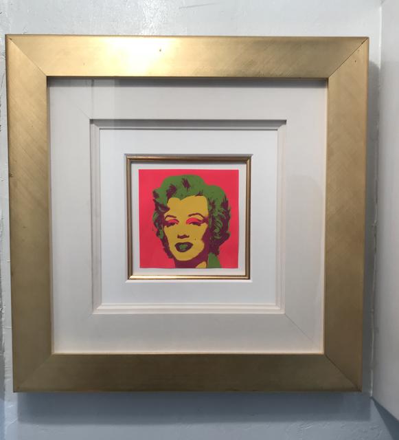 Andy Warhol, 'Marilyn', 1967, Print, Screen print, Air Mattress Gallery