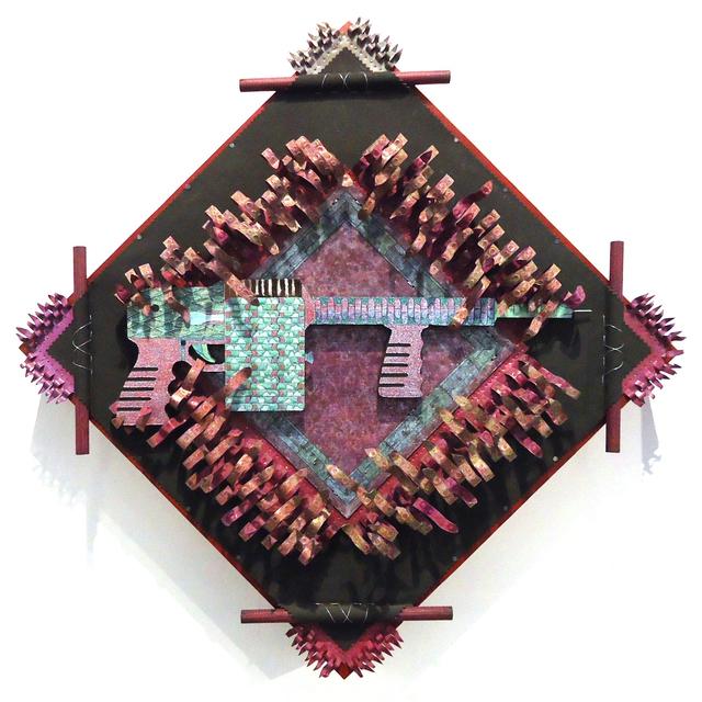 , 'PRÉCIS - #VI: Wasted,' 1994-1996, Cerulean Arts