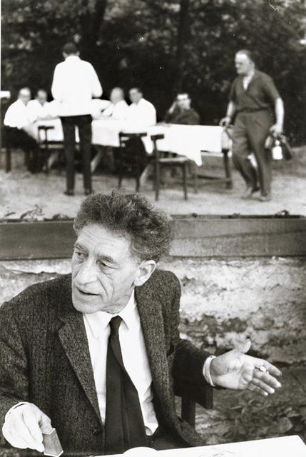 Henri Cartier-Bresson, 'Alberto Giacometti', 1960s/1960s, Contemporary Works/Vintage Works