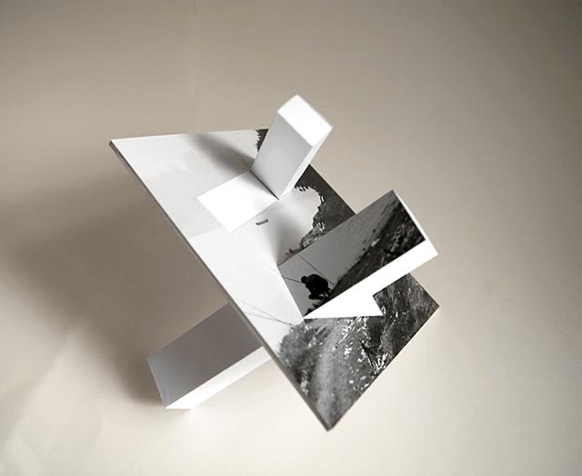 Marianne Csáky, 'Pierced Space - Chongquing', 2016, Inda Gallery