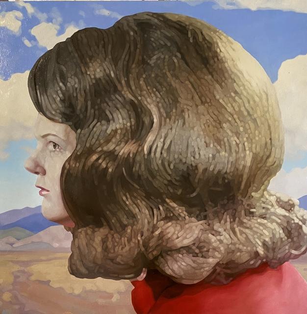 Colin Chillag, 'Anonymous Portrait #1', 2020, The Secret Gallery