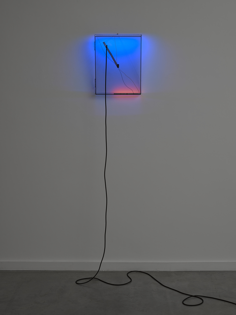 , '05:49 (LED Circuit Composition 19),' 2016, Lisson Gallery