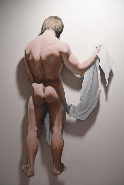 Shozo Nagano, 'Man Standing', 1985, Anita Shapolsky Gallery